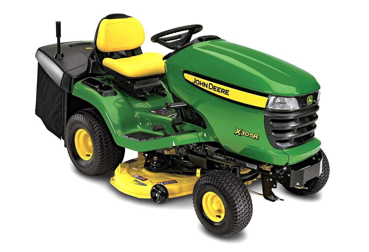 Lawn Tractor X305R