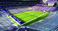 US Bank Stadium Print