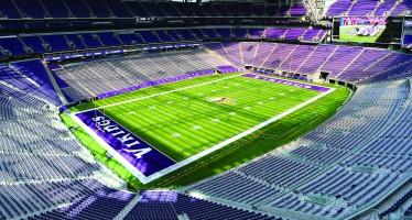 US Bank Stadium Print