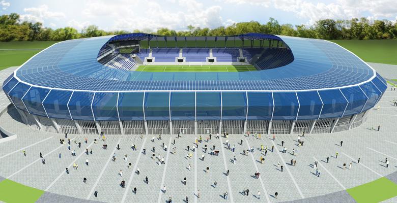 Modernizacja Stadionu Wisły Płock Boiska I Stadiony Agm